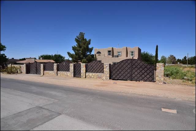 3963 Vanderveer Drive, El Paso, TX 79938 (MLS #845935) :: Jackie Stevens Real Estate Group