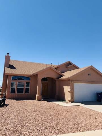 228 Bagwell Court, El Paso, TX 79932 (MLS #845941) :: The Matt Rice Group