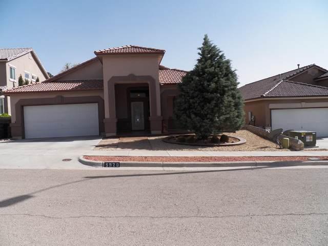 5920 Los Pueblos Drive, El Paso, TX 79912 (MLS #845943) :: Mario Ayala Real Estate Group