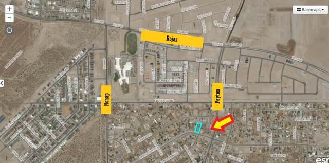 12879 Bret Harte Drive, El Paso, TX 79928 (MLS #845944) :: Mario Ayala Real Estate Group