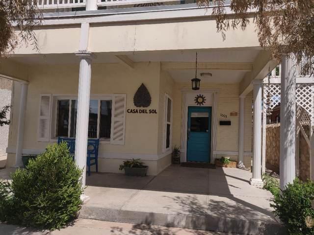 1003 Wyoming Avenue, El Paso, TX 79902 (MLS #845949) :: Preferred Closing Specialists