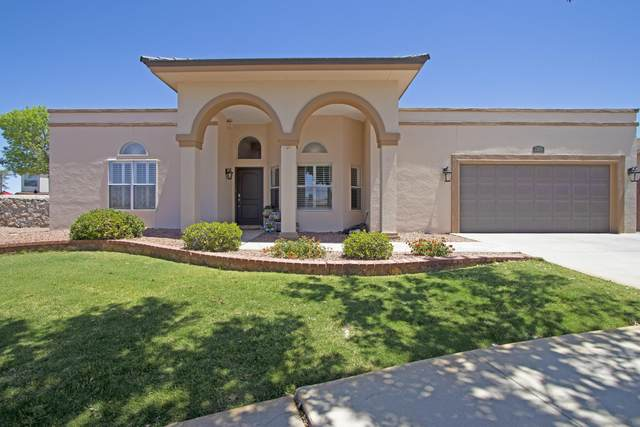 1369 Desert Canyon Drive, El Paso, TX 79912 (MLS #845950) :: Mario Ayala Real Estate Group