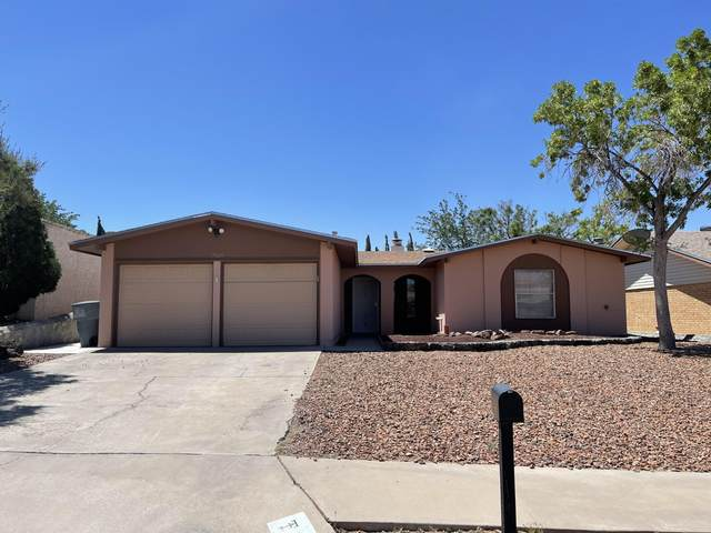 7028 Casa Loma Circle, El Paso, TX 79912 (MLS #845952) :: Mario Ayala Real Estate Group
