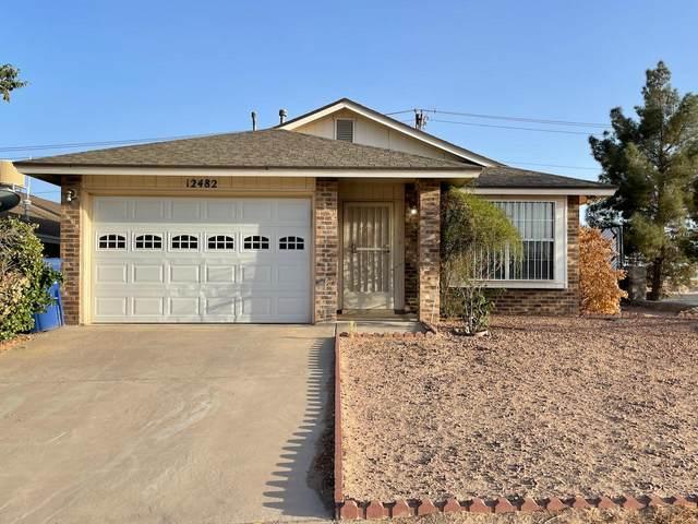 12482 Flora Alba Drive, El Paso, TX 79928 (MLS #845957) :: Mario Ayala Real Estate Group