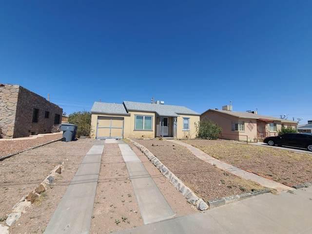3909 Mobile Avenue, El Paso, TX 79930 (MLS #845970) :: Mario Ayala Real Estate Group