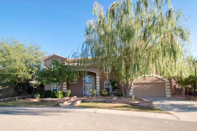 6082 Via De Los Arboles, El Paso, TX 79932 (MLS #845971) :: Mario Ayala Real Estate Group