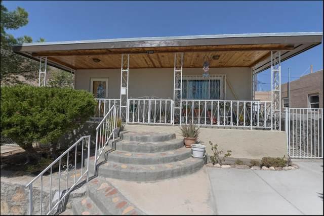 2201 Silver, El Paso, TX 79930 (MLS #845972) :: Mario Ayala Real Estate Group