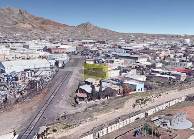 1802 Olive Avenue, El Paso, TX 79901 (MLS #845973) :: Mario Ayala Real Estate Group