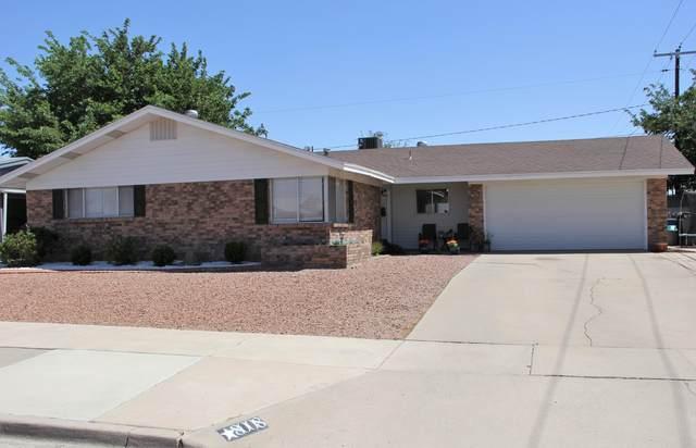 8008 Morley Drive, El Paso, TX 79925 (MLS #845974) :: Mario Ayala Real Estate Group