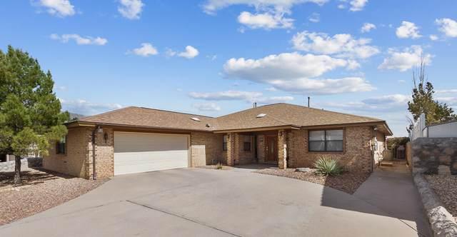 6400 Via De Albur Court, El Paso, TX 79912 (MLS #845977) :: Mario Ayala Real Estate Group