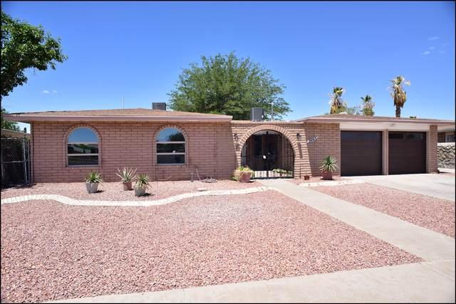 3005 Cabot Place, El Paso, TX 79935 (MLS #845981) :: Mario Ayala Real Estate Group