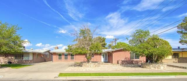 3004 Gourd Street, El Paso, TX 79925 (MLS #845983) :: Mario Ayala Real Estate Group