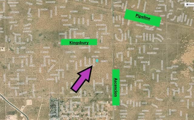 1 Altamont Street, El Paso, TX 79928 (MLS #845995) :: The Matt Rice Group