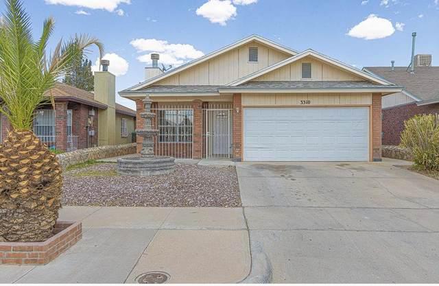 3310 Elias Place, El Paso, TX 79936 (MLS #845998) :: Red Yucca Group