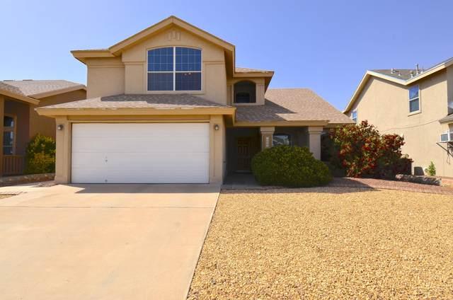5469 Santiago Roque Drive, El Paso, TX 79934 (MLS #846002) :: The Matt Rice Group