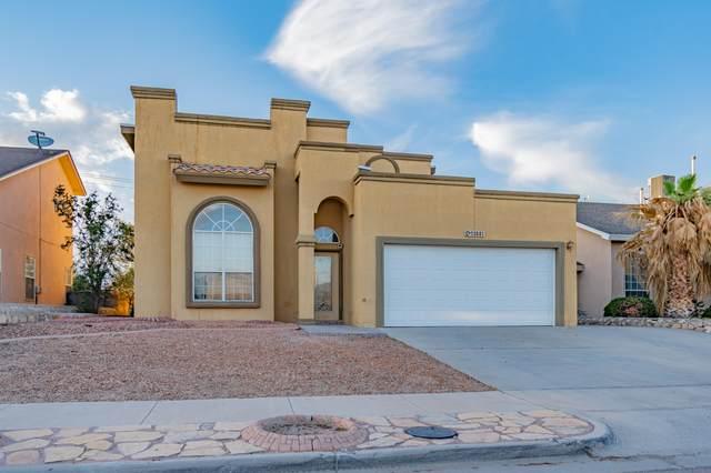 12641 Sun Trail Drive, El Paso, TX 79938 (MLS #846003) :: Preferred Closing Specialists