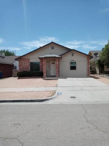 11646 Eric Payne Court, El Paso, TX 79936 (MLS #846010) :: The Matt Rice Group