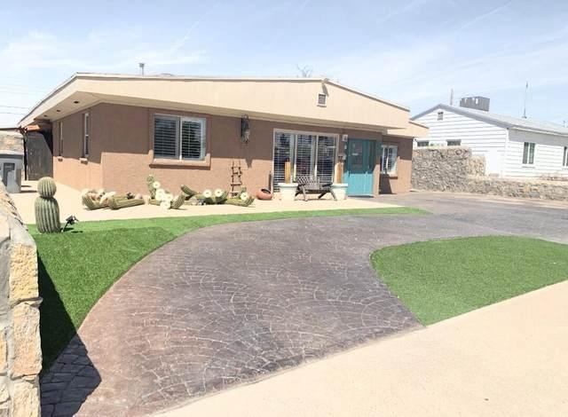 601 Olson Street, El Paso, TX 79903 (MLS #846026) :: Red Yucca Group