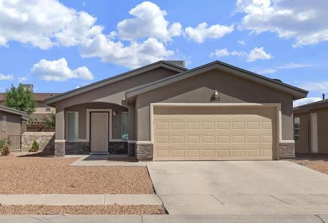 3812 Loma Cortez, El Paso, TX 79938 (MLS #846041) :: The Matt Rice Group