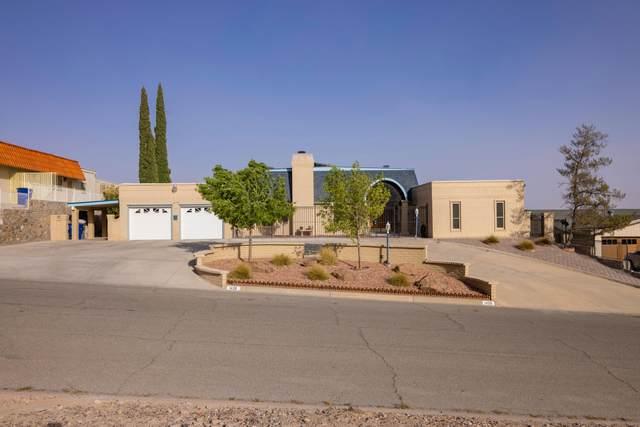 1428 Camino Alto Road, El Paso, TX 79902 (MLS #846044) :: The Matt Rice Group