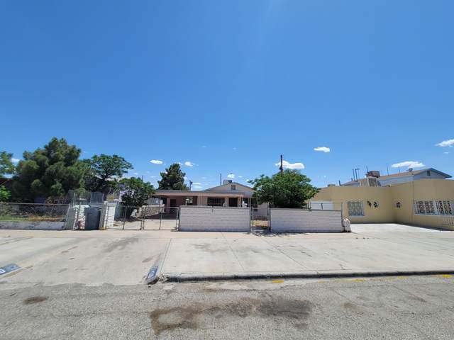 4310 Wyoming Avenue, El Paso, TX 79903 (MLS #846061) :: The Purple House Real Estate Group