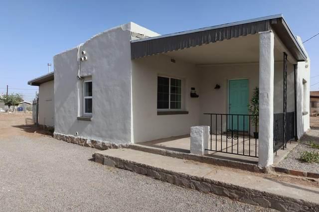 352 Francis Street, El Paso, TX 79905 (MLS #846069) :: Summus Realty