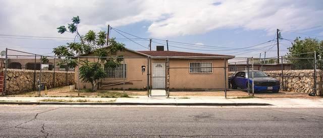 413 Gallagher Street, El Paso, TX 79915 (MLS #846094) :: The Matt Rice Group