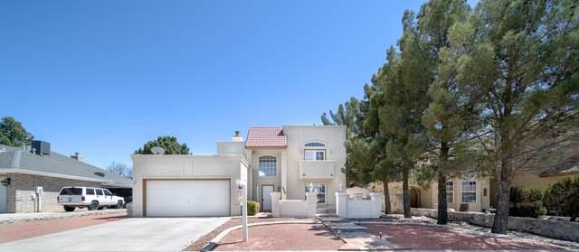 13924 Desert Song Drive, Horizon City, TX 79928 (MLS #846096) :: Jackie Stevens Real Estate Group