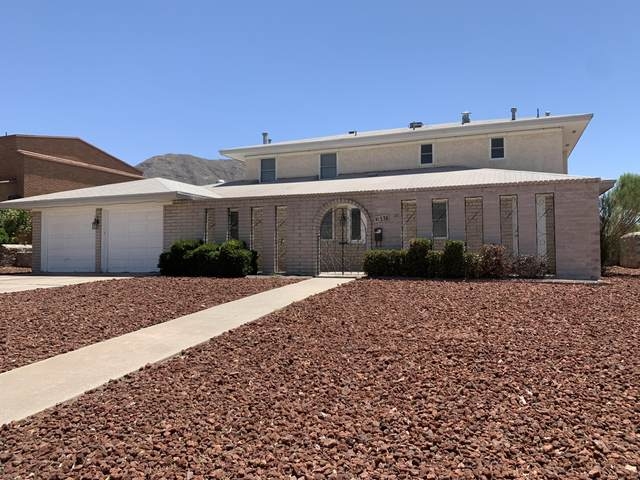 536 Satellite Drive, El Paso, TX 79912 (MLS #846120) :: The Matt Rice Group