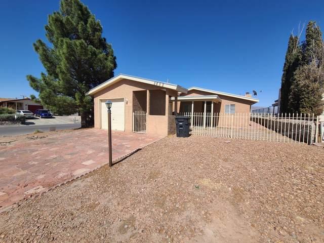 5852 Sandpiper Drive, Santa Teresa, NM 88008 (MLS #846121) :: The Purple House Real Estate Group