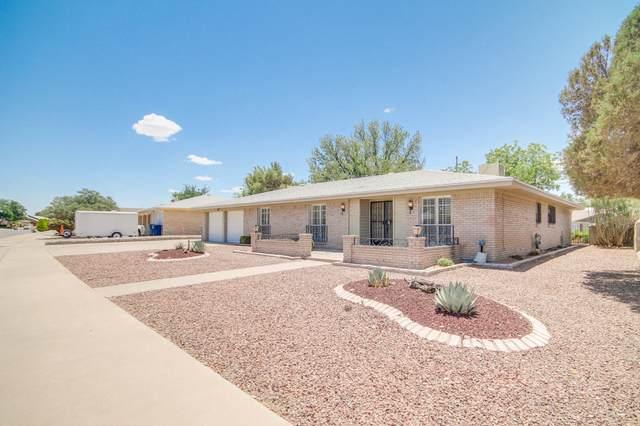 9012 Lait Drive, El Paso, TX 79925 (MLS #846129) :: Summus Realty