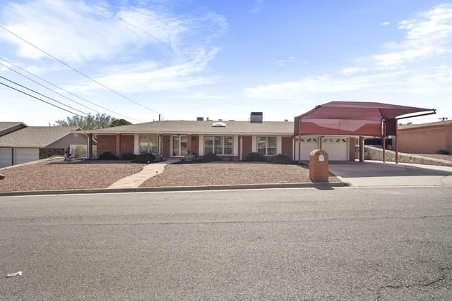 8306 Turquoise Street, El Paso, TX 79904 (MLS #846162) :: Preferred Closing Specialists