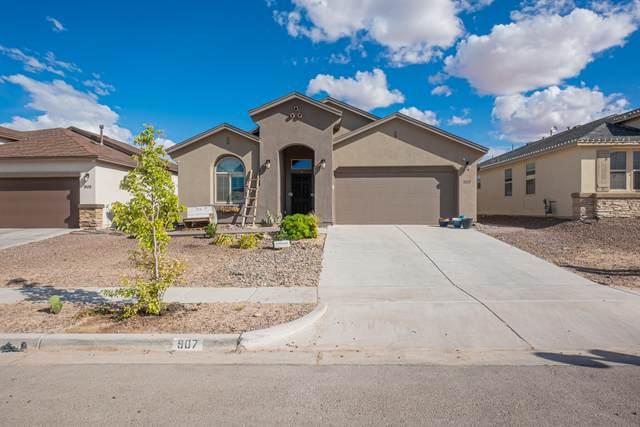 907 Holly Park Avenue, Santa Teresa, NM 88008 (MLS #846165) :: Jackie Stevens Real Estate Group