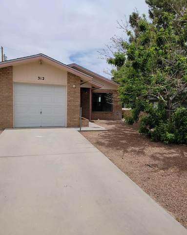 312 Sunset Hills Drive, El Paso, TX 79928 (MLS #846167) :: Summus Realty