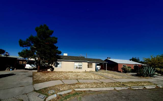 1328 Cheyenne Trail Trail, El Paso, TX 79925 (MLS #846169) :: Preferred Closing Specialists