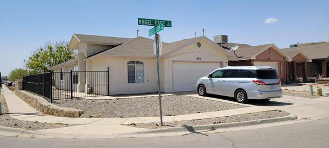 3457 Angel Face Street, El Paso, TX 79936 (MLS #846172) :: The Matt Rice Group