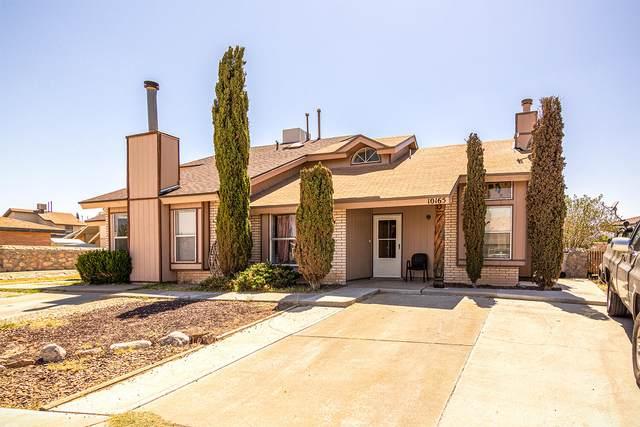 10165 Matador Street, El Paso, TX 79924 (MLS #846203) :: The Purple House Real Estate Group