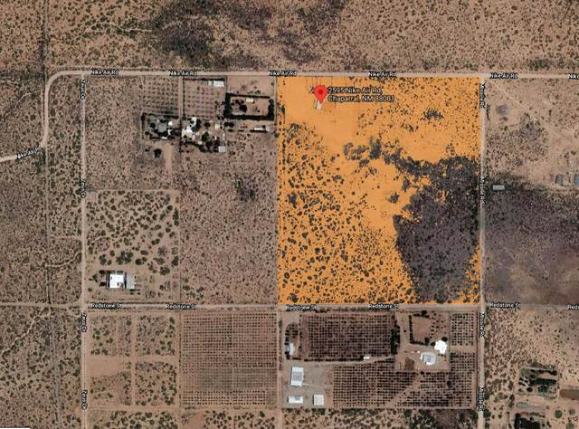 2595 Nike Air Road, Chaparral, NM 88081 (MLS #846215) :: Preferred Closing Specialists