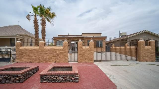 3007 Douglas Avenue, El Paso, TX 79903 (MLS #846232) :: The Matt Rice Group