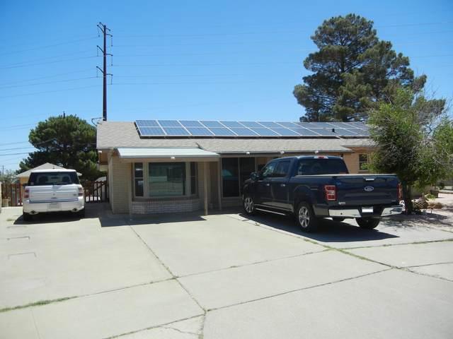 10372 Shenandoah Street, El Paso, TX 79924 (MLS #846240) :: The Matt Rice Group