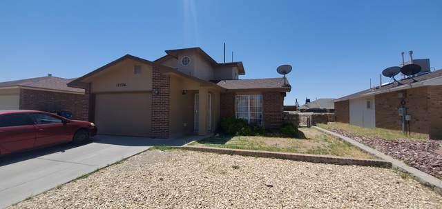 12336 Carlos Bombach Avenue, El Paso, TX 79928 (MLS #846250) :: The Matt Rice Group