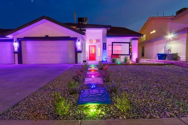 12404 Paseo Largo Circle, El Paso, TX 79928 (MLS #846258) :: The Purple House Real Estate Group