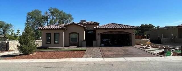 1008 Maximo Street, El Paso, TX 79932 (MLS #846278) :: Preferred Closing Specialists