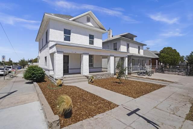 914 N Lee Street, El Paso, TX 79902 (MLS #846285) :: Preferred Closing Specialists