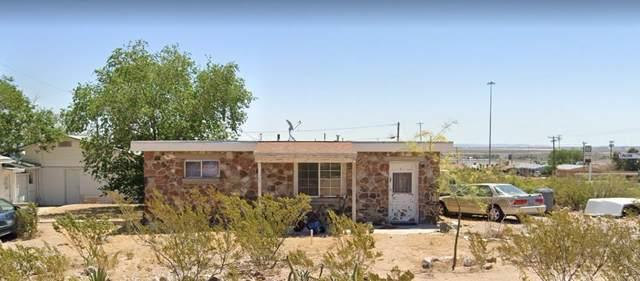 8316 Mercury Street, El Paso, TX 79904 (MLS #846288) :: Red Yucca Group