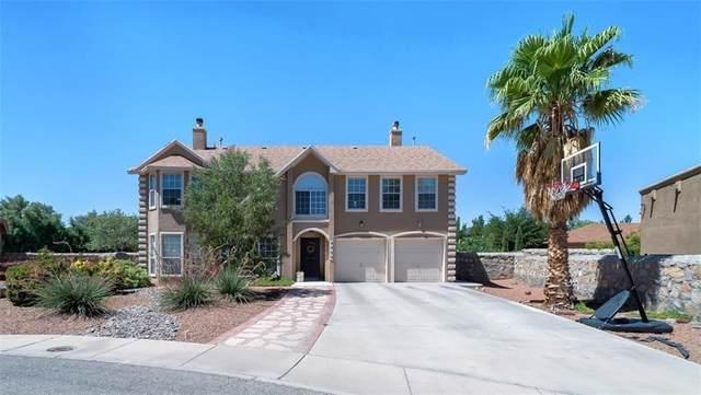 4409 Lazy Willow Drive, El Paso, TX 79922 (MLS #846303) :: The Matt Rice Group
