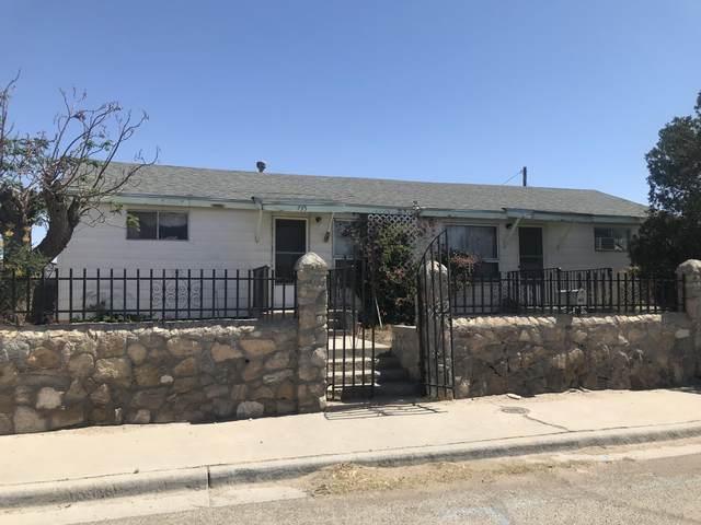 735 Hilton Avenue, El Paso, TX 79907 (MLS #846317) :: Jackie Stevens Real Estate Group