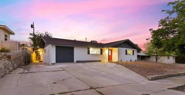 9821 Gum Lane, El Paso, TX 79925 (MLS #846327) :: Mario Ayala Real Estate Group