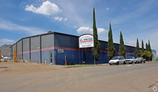 1535 E San Antonio Avenue, El Paso, TX 79901 (MLS #846341) :: Mario Ayala Real Estate Group