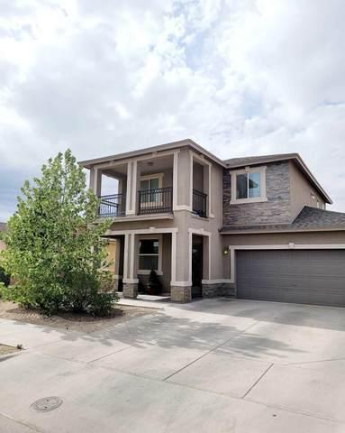 12677 Zulema, El Paso, TX 79928 (MLS #846351) :: The Matt Rice Group